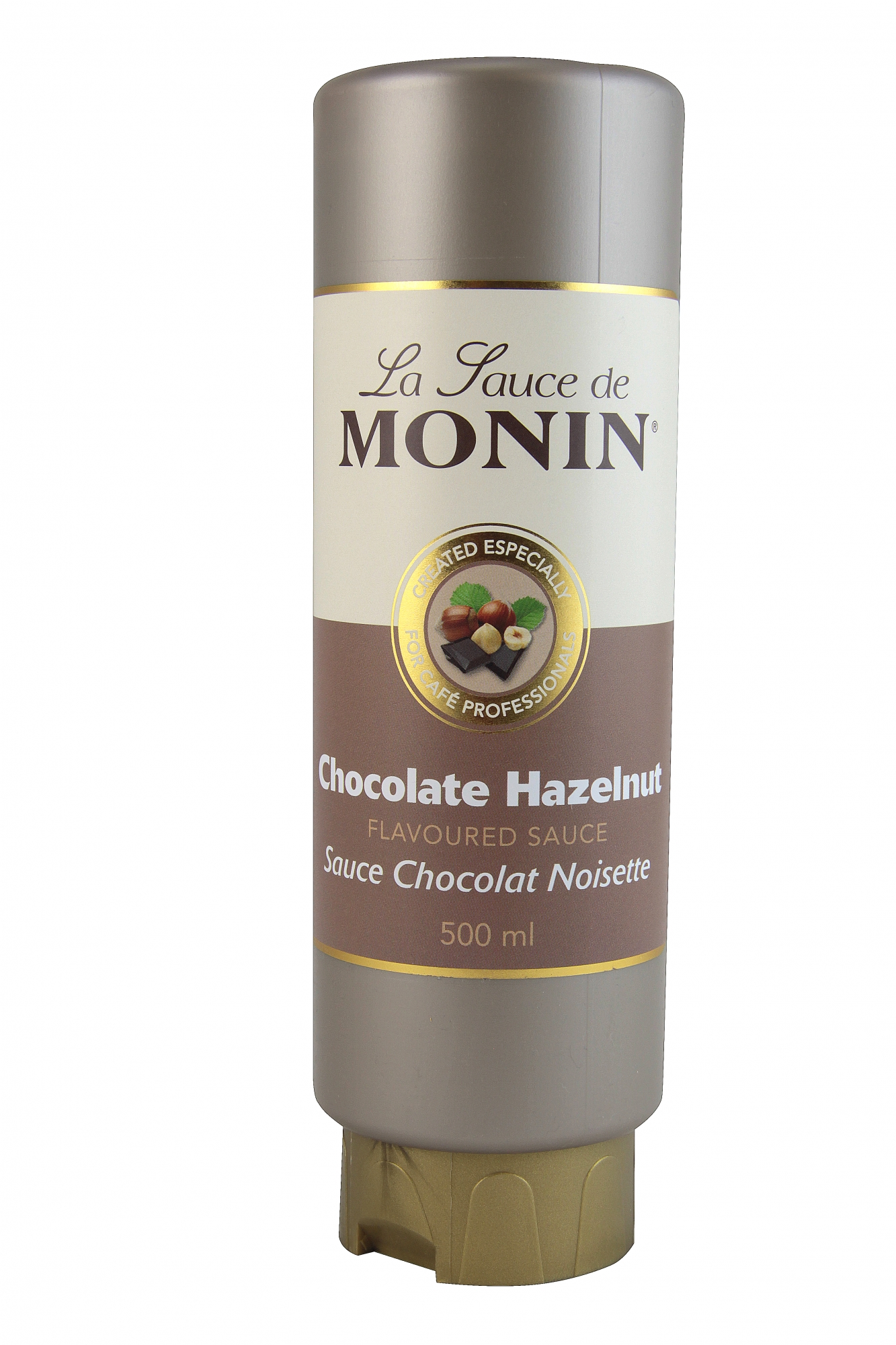 Monin  - Chocolate Hazelnut Flavoured Sauce 500ml