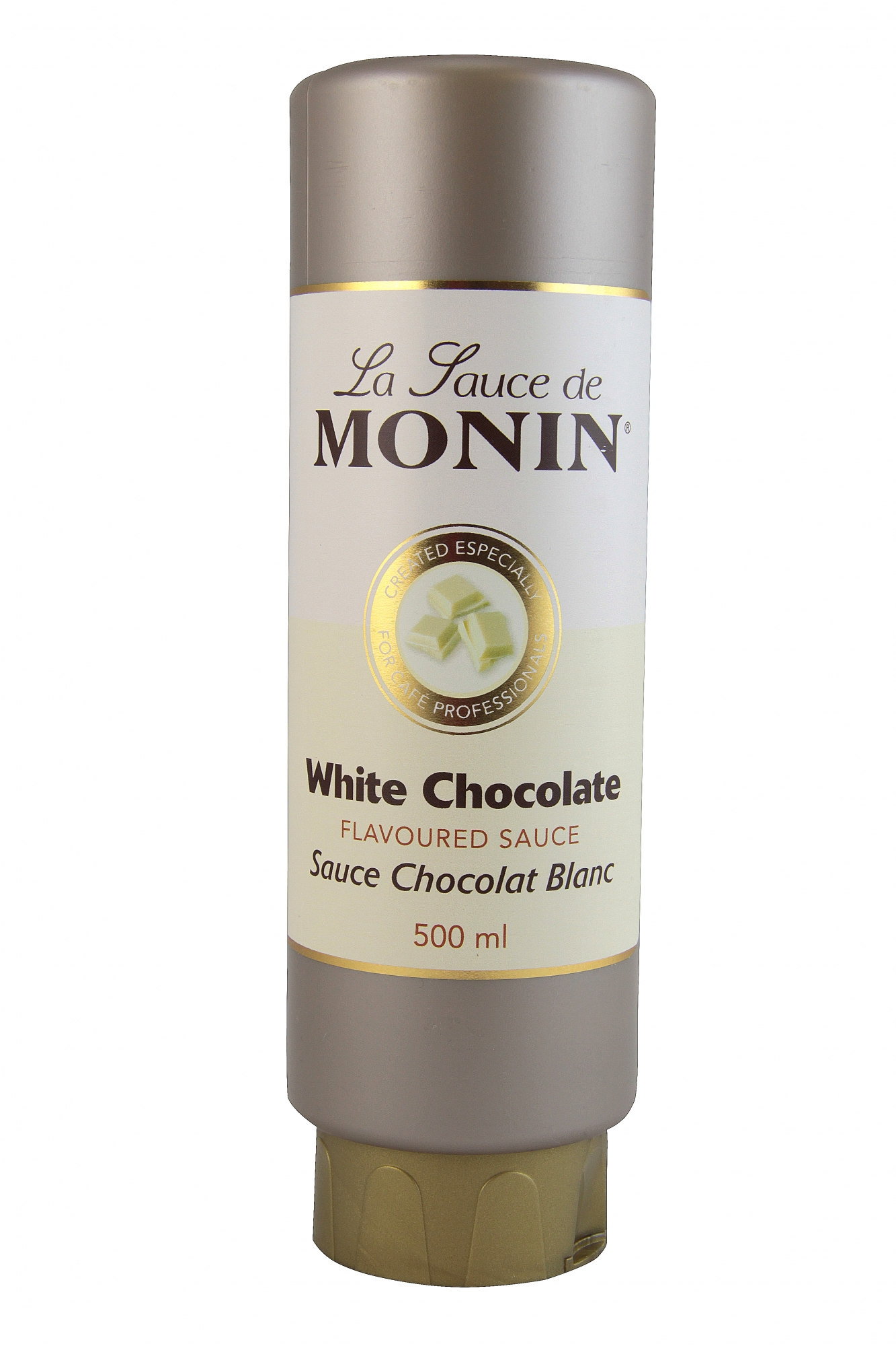Monin  - White Chocolate Flavoured Sauce 500ml