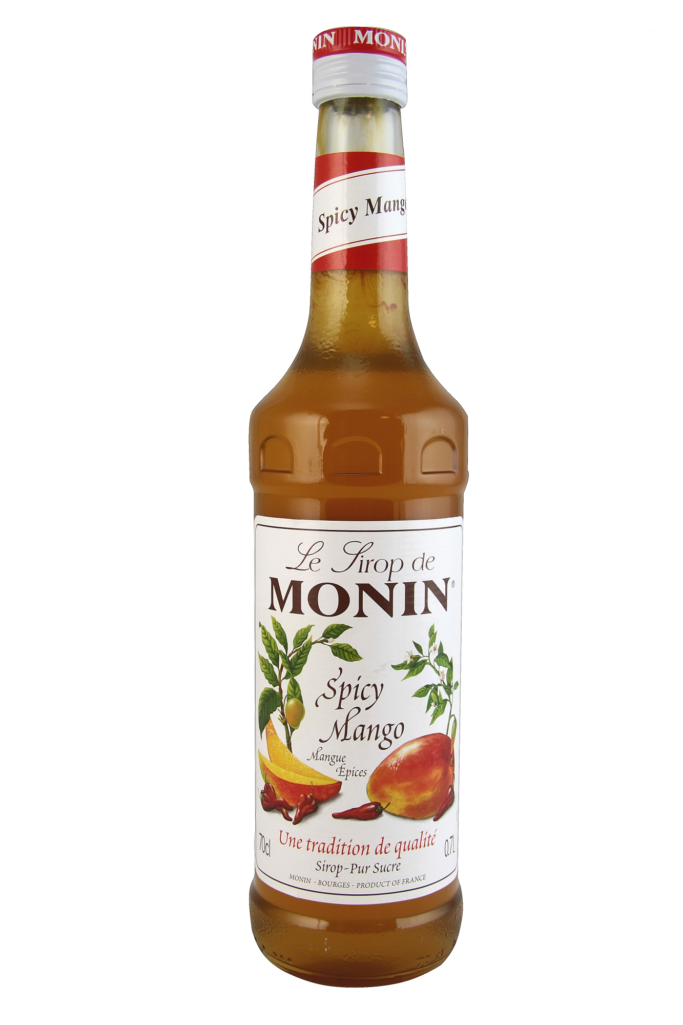 Monin - Spicy Mango 700 ml