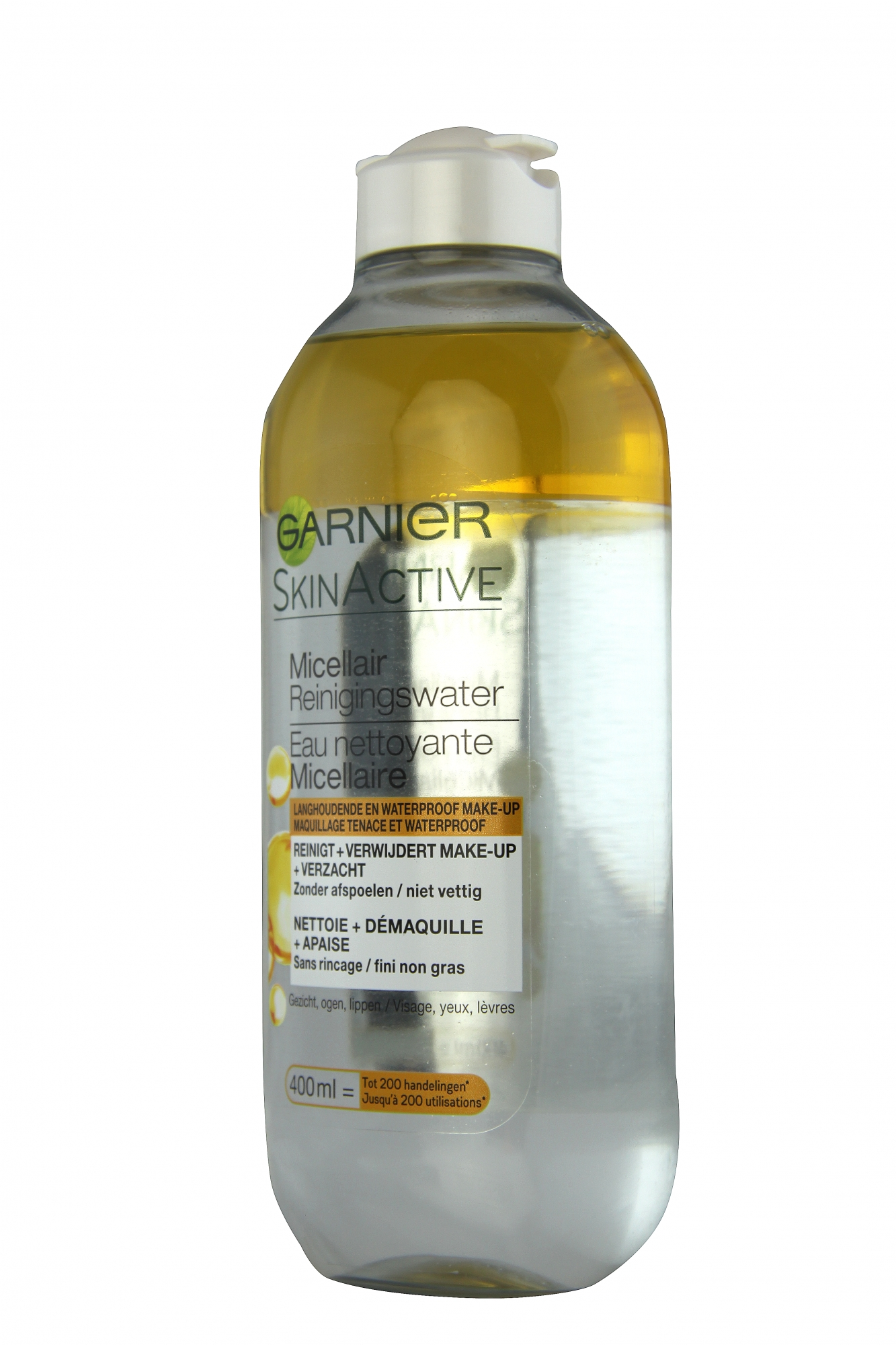 Garnier - SkinActive Micellair Reinigingswater langhoudende en waterproof Make-Up