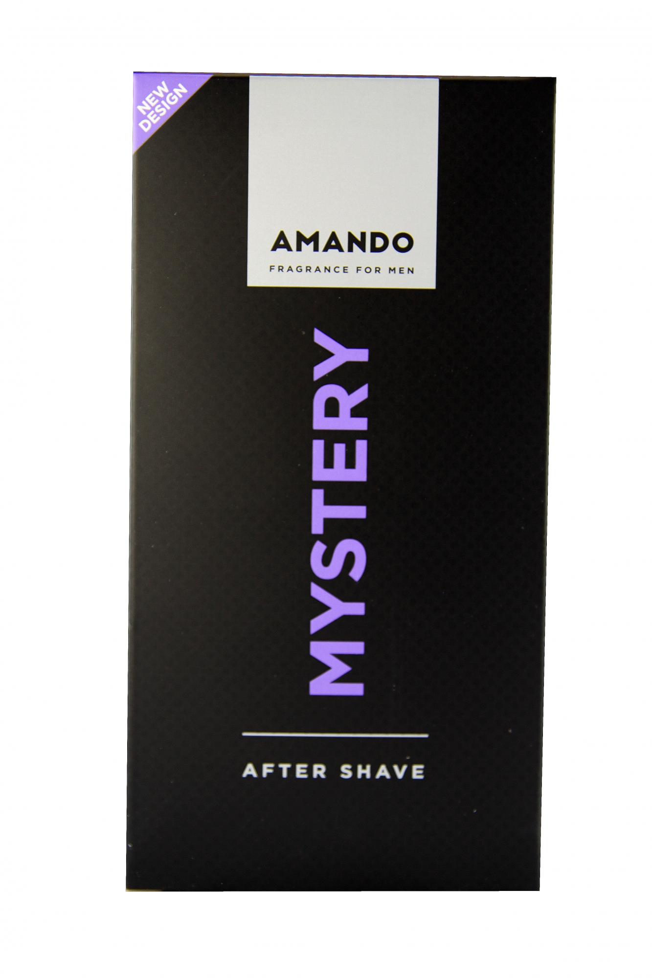 Amando - Mystery After Shave
