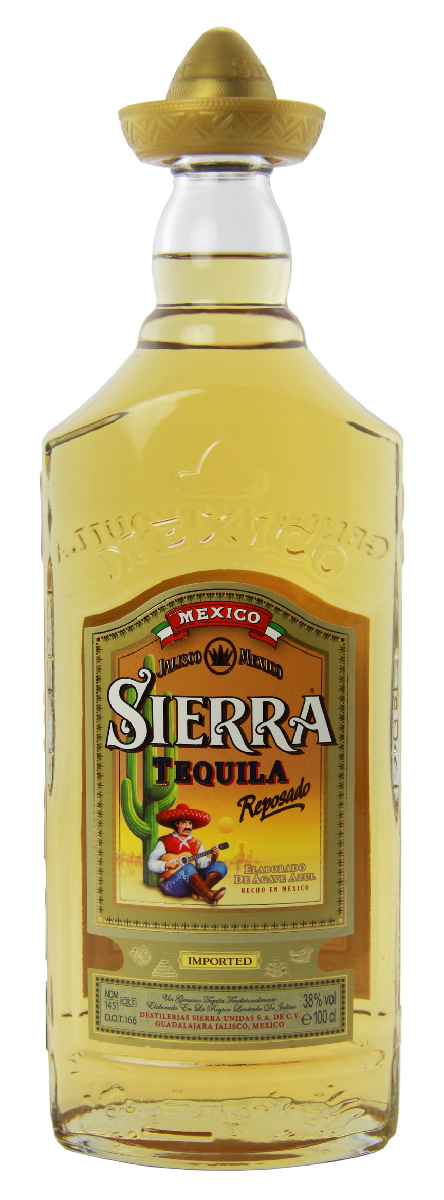 Drink Mixes With Tequila Gold