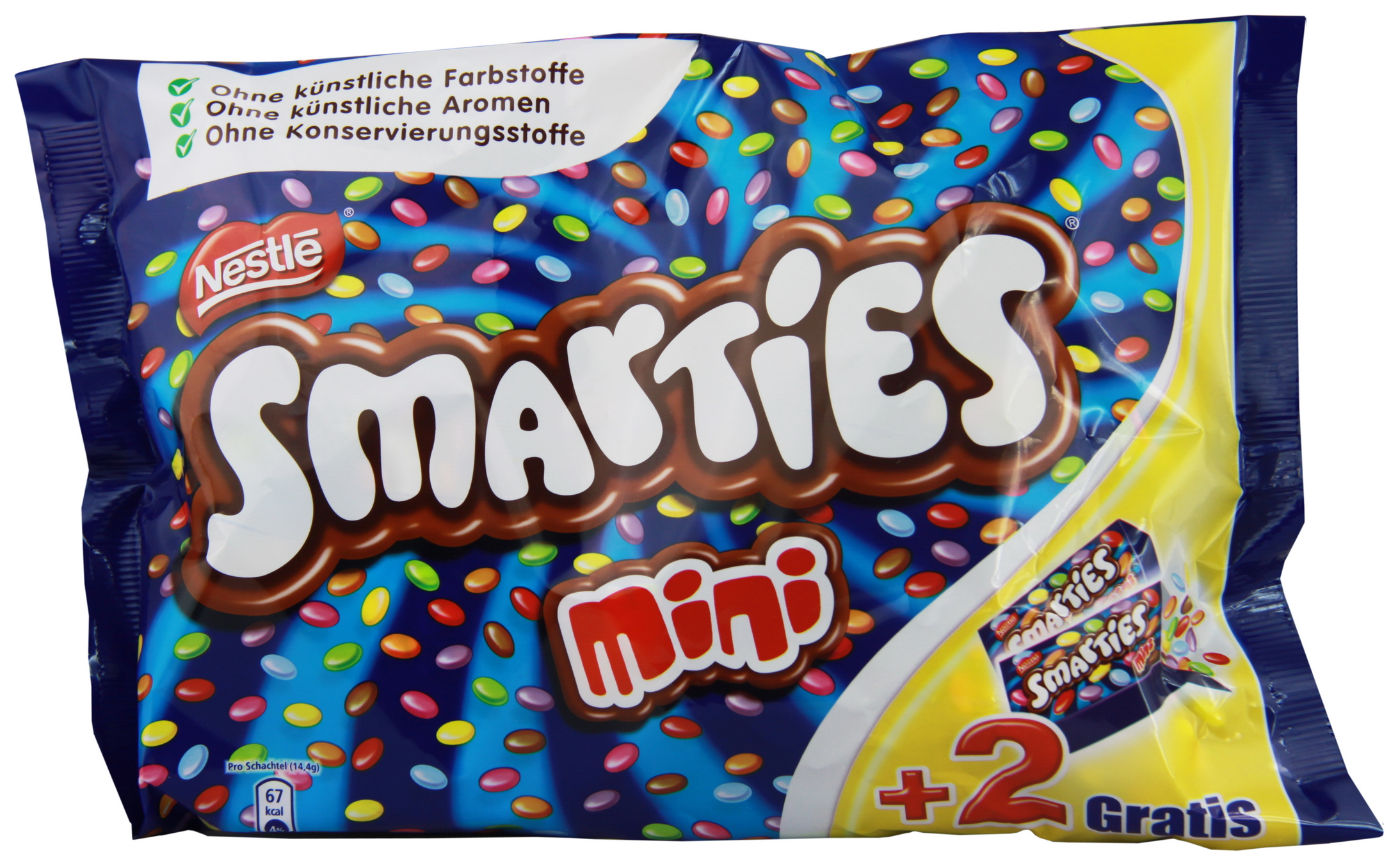 In Petto - Messeservice (Düsseldorf, Essen, Köln) - Nestle ... Smarties Mini