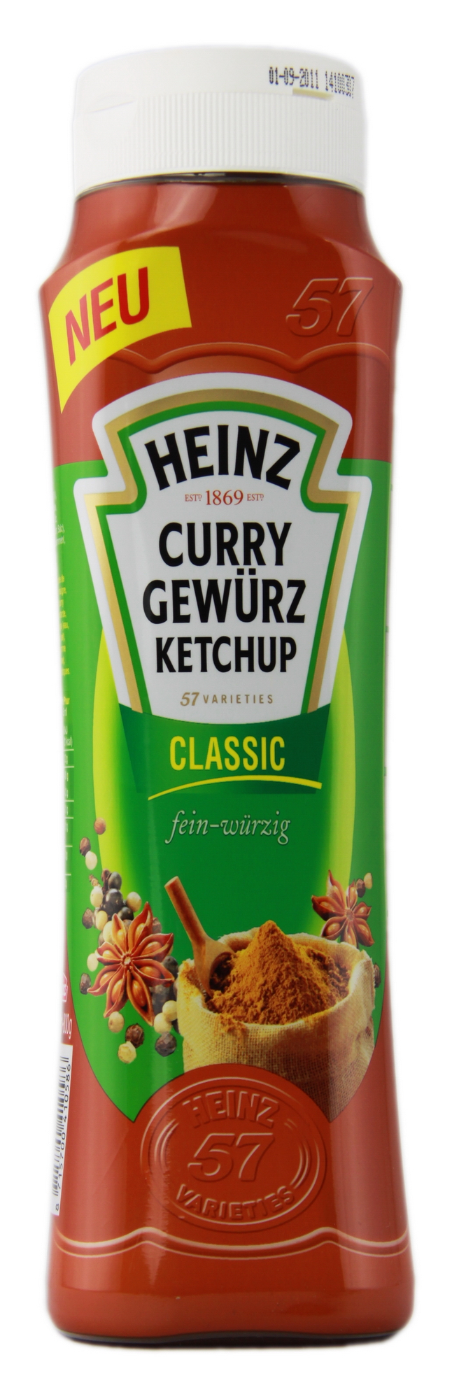 in petto messeservice d sseldorf essen k ln heinz 57 curry gew rz ketchup classic. Black Bedroom Furniture Sets. Home Design Ideas