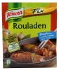 Knorr Fix Rouladen